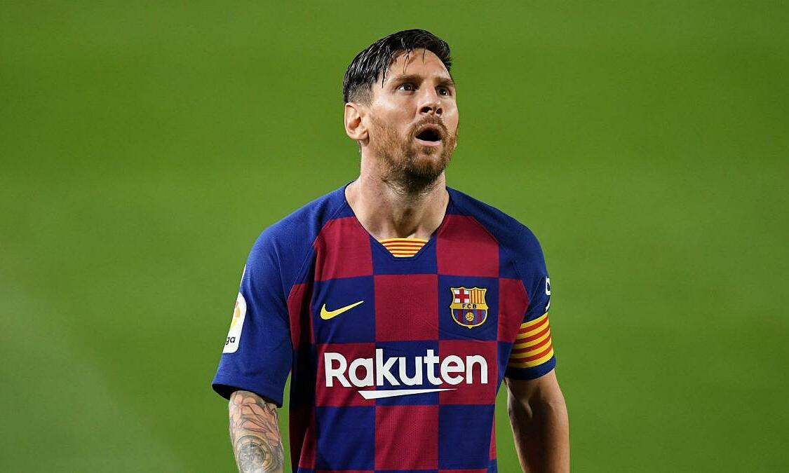 Messi thiếu vệ tinh đắc lực ở Barca. Ảnh: AS.
