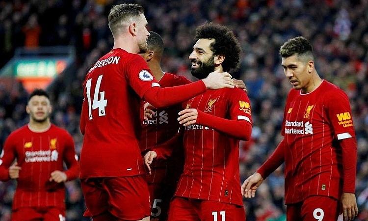 Các ngôi sao của Liverpool được trả lương cao nhưng thi đấu xứng đáng với số tiền được trả. Ảnh: Reuters.