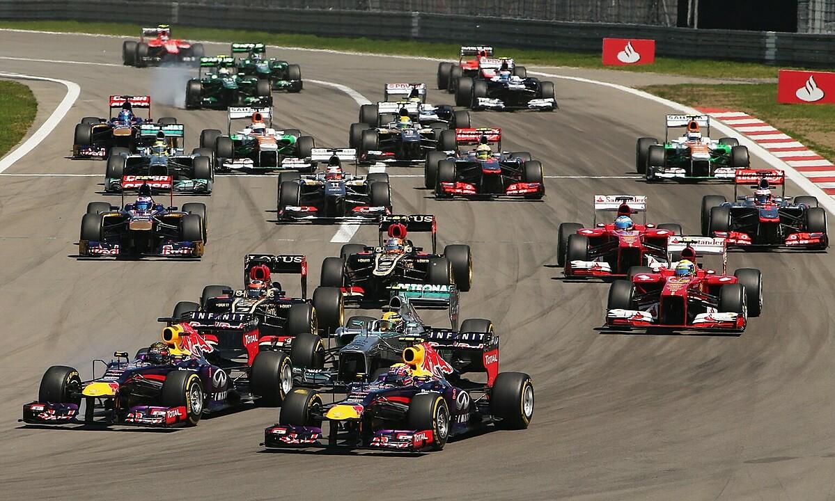 Đường đua Nurburgring trở lại F1 lần đầu kể từ năm 2013. Ảnh: XPB.
