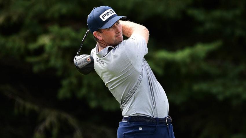 Thompson thi đấu ở vòng 4 hôm qua 26/7. Ảnh: PGA.