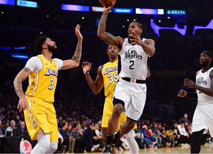 Hai đội bóng Los Angeles sẽ chạm trán nhau sáng 31/7. Ảnh: Reuters.