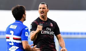 Sampdoria 1-4 Milan