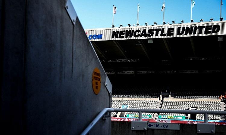Giấc mơ được đầu tư bởi nguồn tiền từ Ả Rập không còn với Newcastle. Ảnh: Reuters.