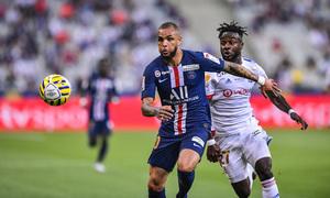PSG 0-0 Lyon (pen 6-5)