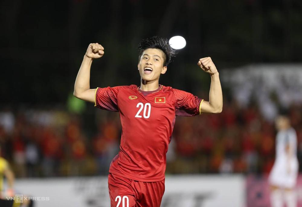 Phan Văn Đức chờ đợi cơ hội trở lại đội tuyển sau một năm xa cách vì chấn thương.