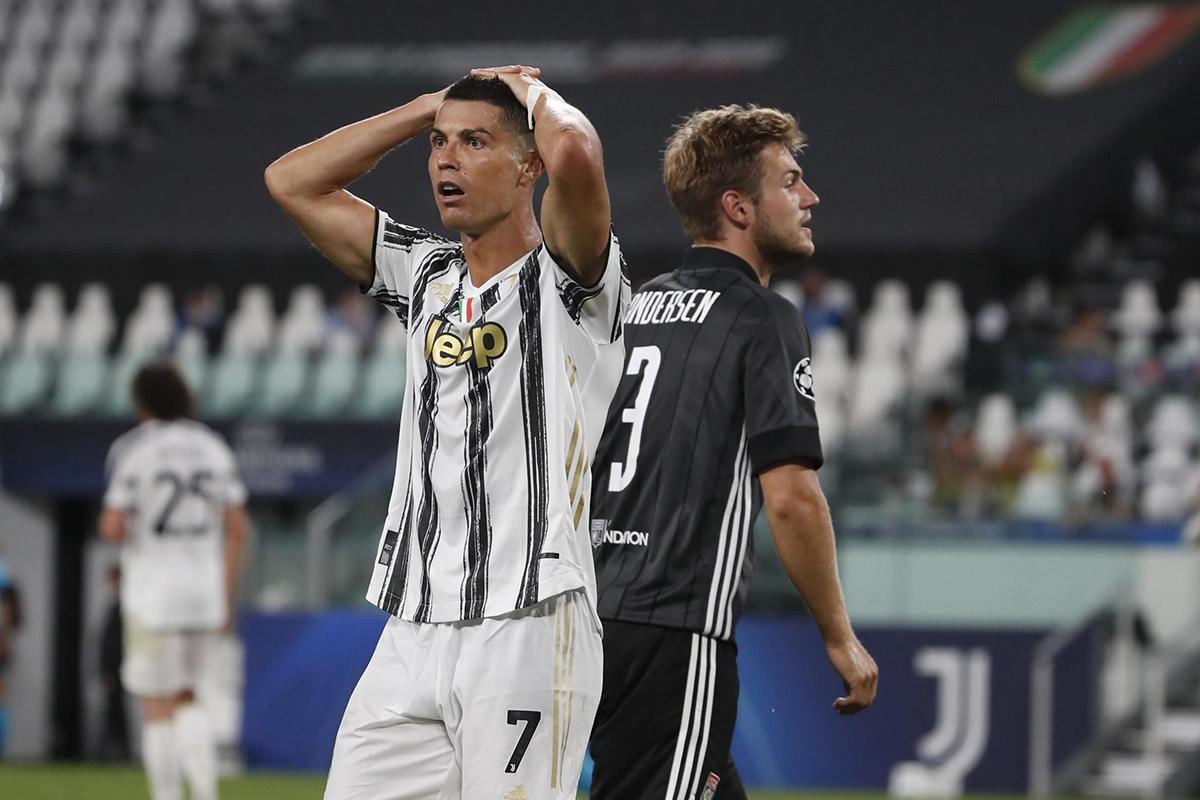 Với Sarri, dù có Ronaldo, Juventus không cho thấy được văn hoá cũng như thói quen chiến thắng. Ảnh: AP.