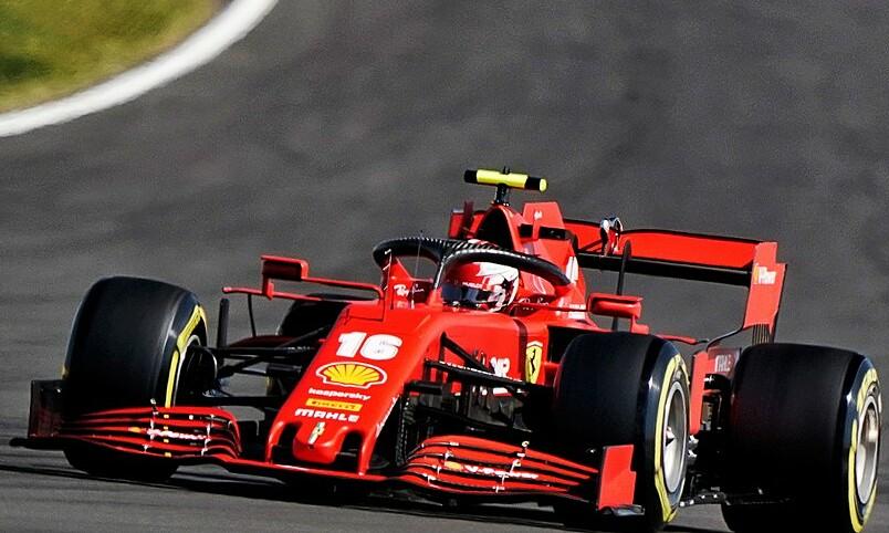 Leclerc cho rằng Ferrari nên hài lòng với vị trí hiện tại ở F1. Ảnh: XPB.