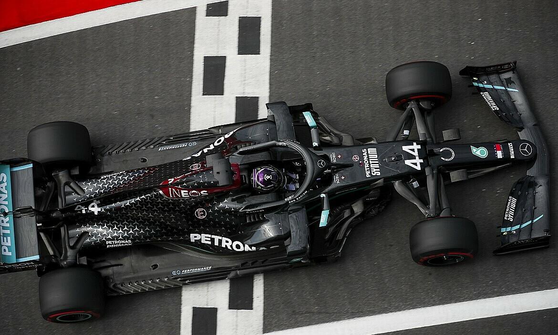Mercedes đối mặt nguy cơ sụt giảm thành tích ở các vòng phân hạng. Ảnh: Motorsport.