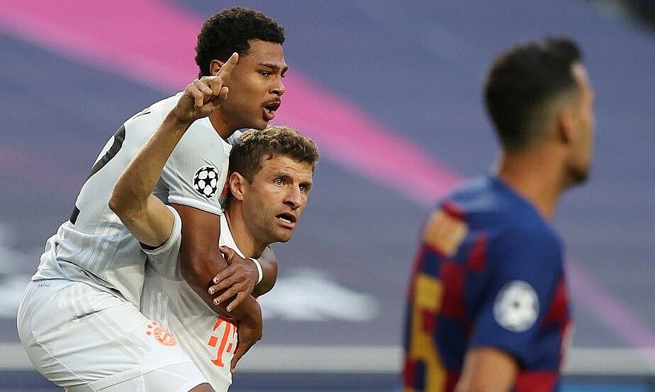 Muller lập cú đúp và kiến tạo một bàn trận này. Ảnh: Reuters.