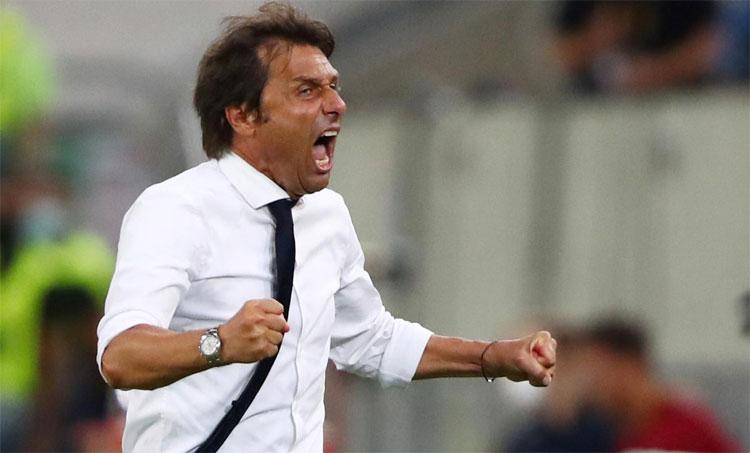 Conte: Inter có màn trình diễn siêu hạng