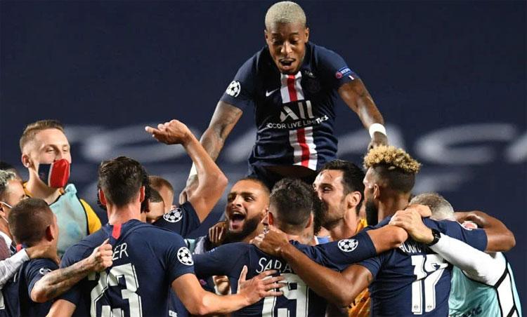 PSG chuẩn bị chơi trận chung kết Champions League đầu tiên, trong khi Bayern đã có năm lần đăng quang. Ảnh: Reuters.
