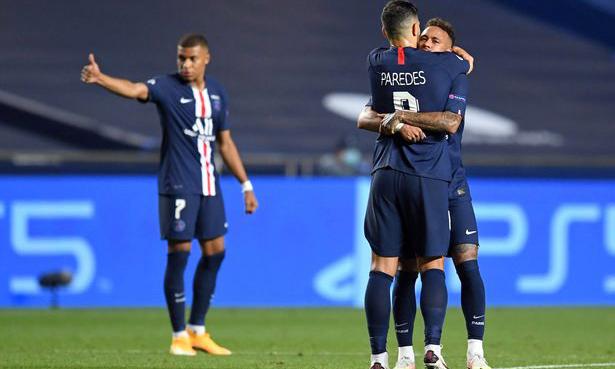 PSG có cơ hội trở thành đội bóng Pháp thứ hai vô địch Champions League, sau Marseille. Ảnh: UEFA.