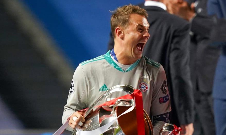 Ở tuổi 34, Neuer tìm lại phong độ đỉnh cao như cách đây bảy năm. Ảnh: imago.