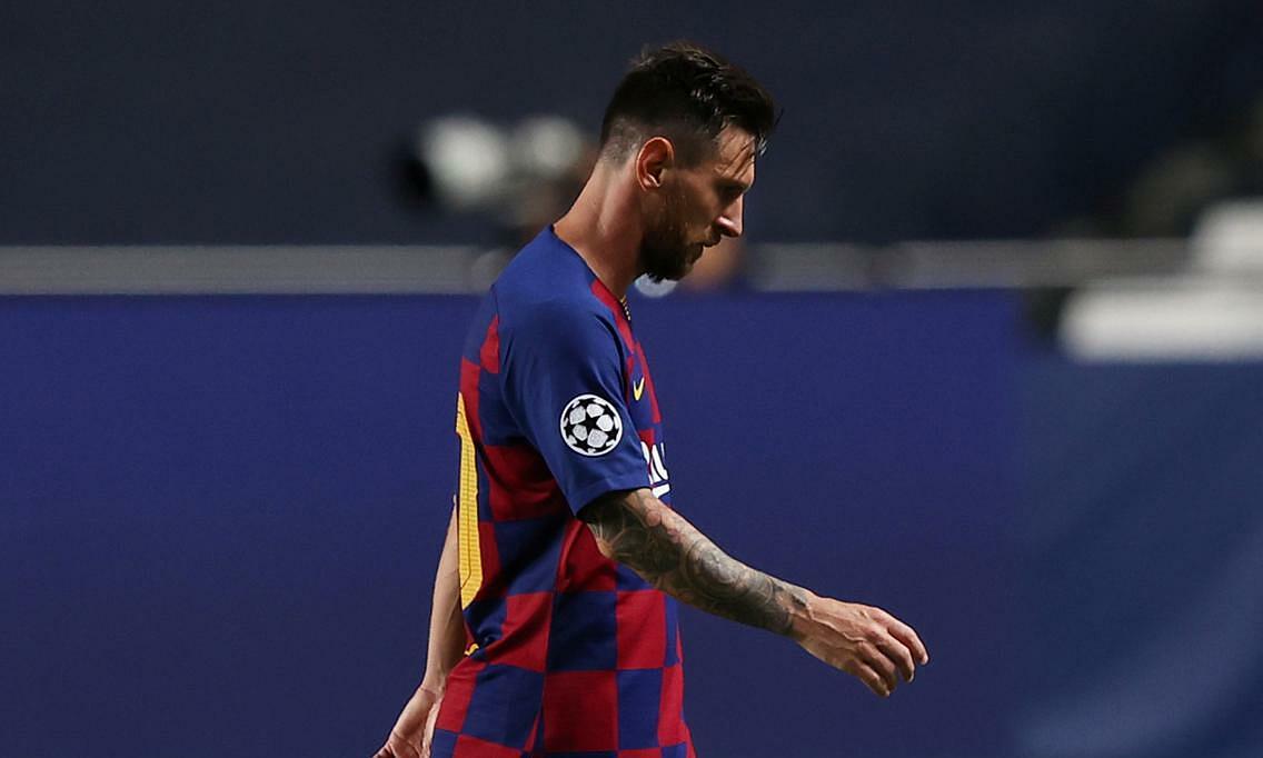 Messi khó kích hoạt được điều khoản đơn phương chấm dứt hợp đồng. Ảnh: Reuters