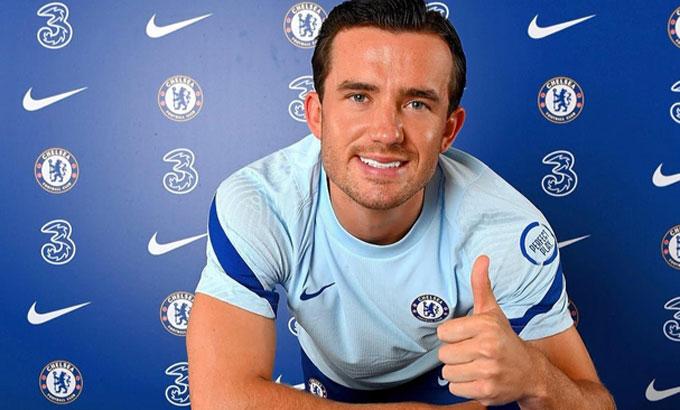 Chilwell là một hậu vệ đang lên với 99 lần thi đấu ở Ngoại hạng Anh. Ảnh: Chelsea FC.