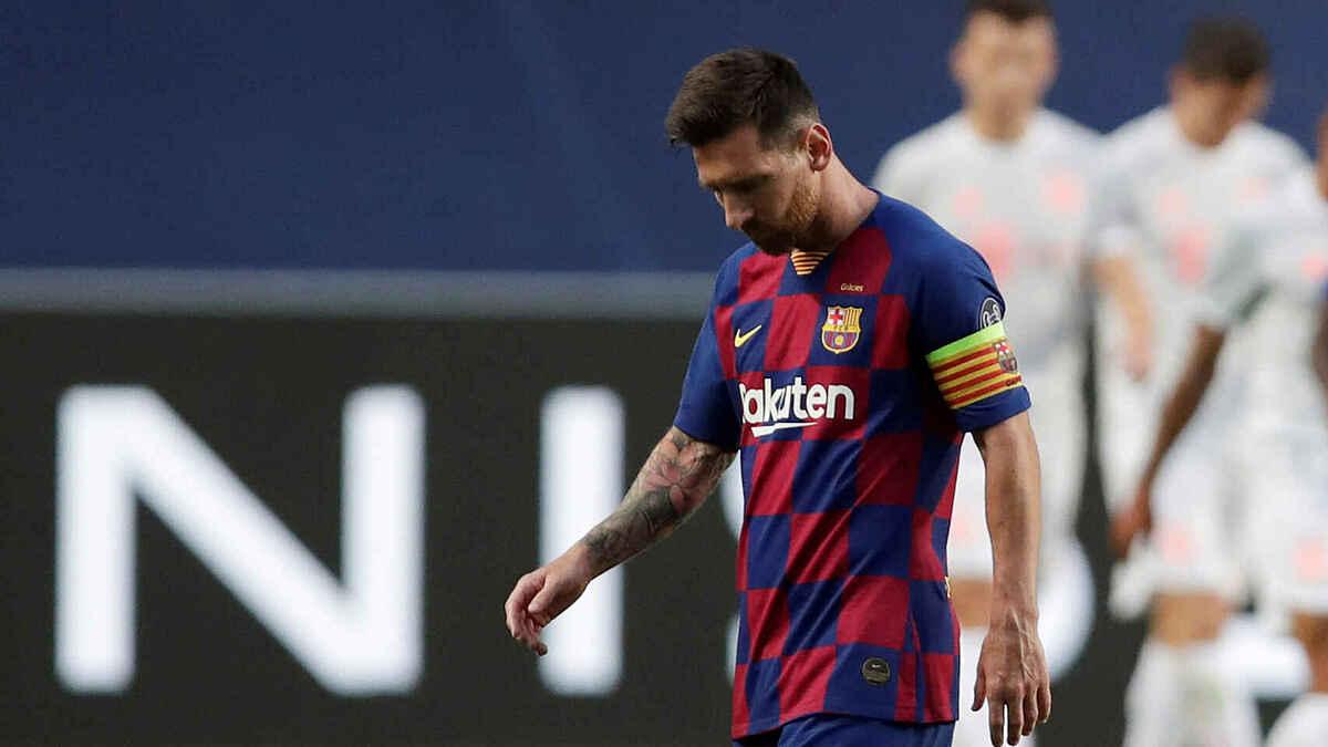 Messi không thể bỏ Barca để rời đi trong tình hình thực tế hiện nay