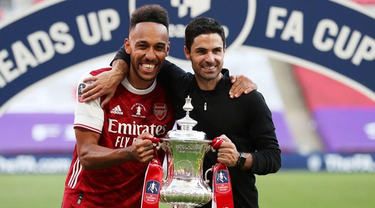 Trước khi gặp Fulham, Arsenal sẽ tranh Siêu Cup Anh với Liverpool. Ảnh: Reuters.