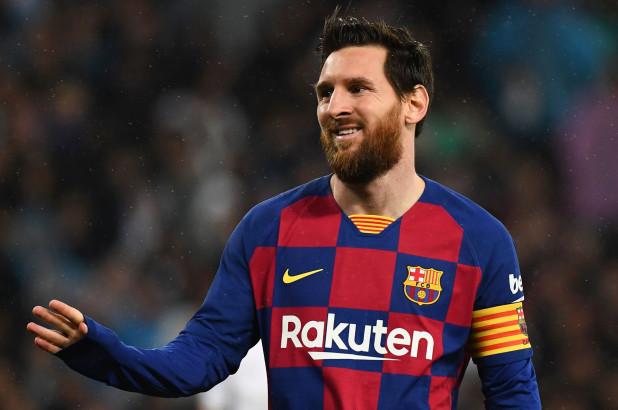 Tranh chấp giữa Messi và Barca có thể phải phân xử tại tòa. Ảnh: AFP.