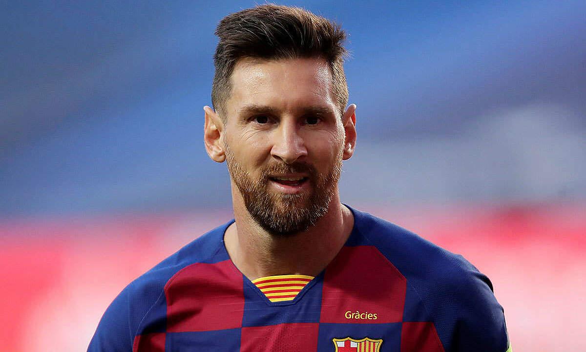 Messi khuynh đảo làng thể thao, lần này không phải vì tài nghệ đá bóng, và vì nguyện vọng rời Barca sau gần 20 năm. Ảnh: Reuters