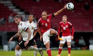 Đan Mạch 0-2 Bỉ