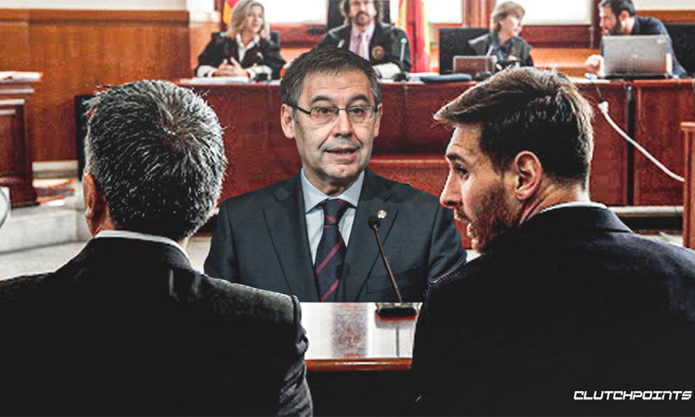 Kịch bản đáo tụng đình không xảy ra, nhưng Messi và Bartomeu sẽ khó nhìn mặt nhau sau khi tiền đạo Argentina công khai chỉ trích vị Chủ tịch Barca nuốt lời, dối trá và bưng bít.