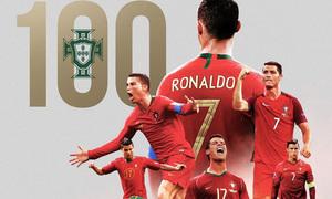 Top bàn thắng của Ronaldo cho Bồ Đào Nha