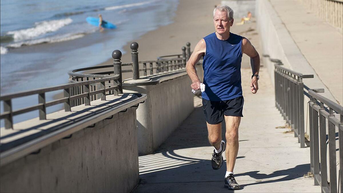 Chạy bộ đem lại nhiều lợi ích cho sức khỏe.