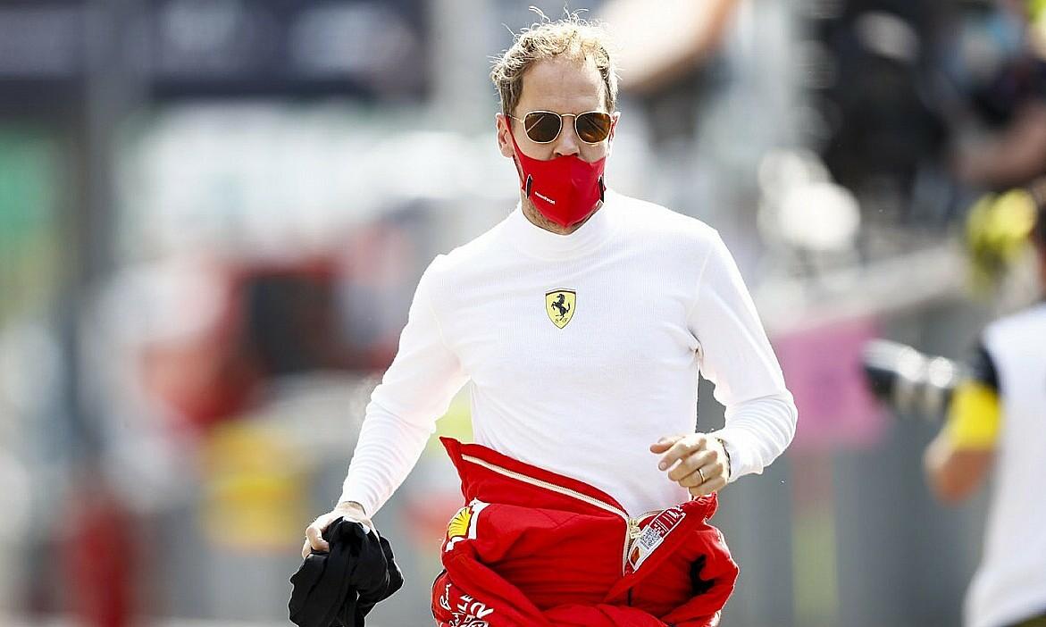 Vettel đã chọn được bến đỗ tiếp theo, là Aston Martin như truyền thông dự đoán. Ảnh: Motorsport