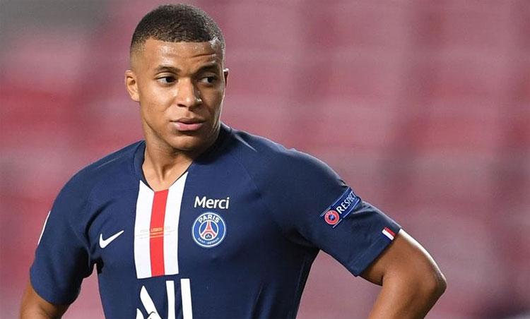 Mbappe đã giành mọi danh hiệu quốc nội với PSG. Ảnh: EFE.