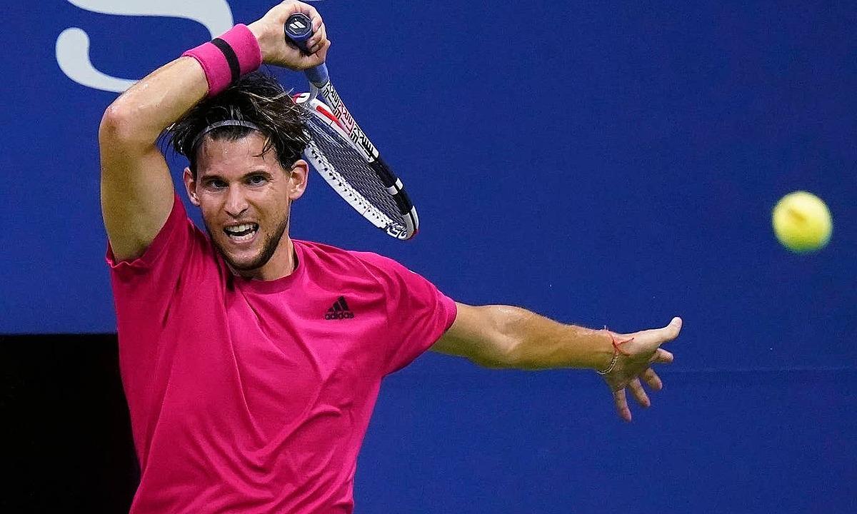 Thiem trở thành tay vợt thứ 150 vô địch Grand Slam đơn nam. Ảnh: AP
