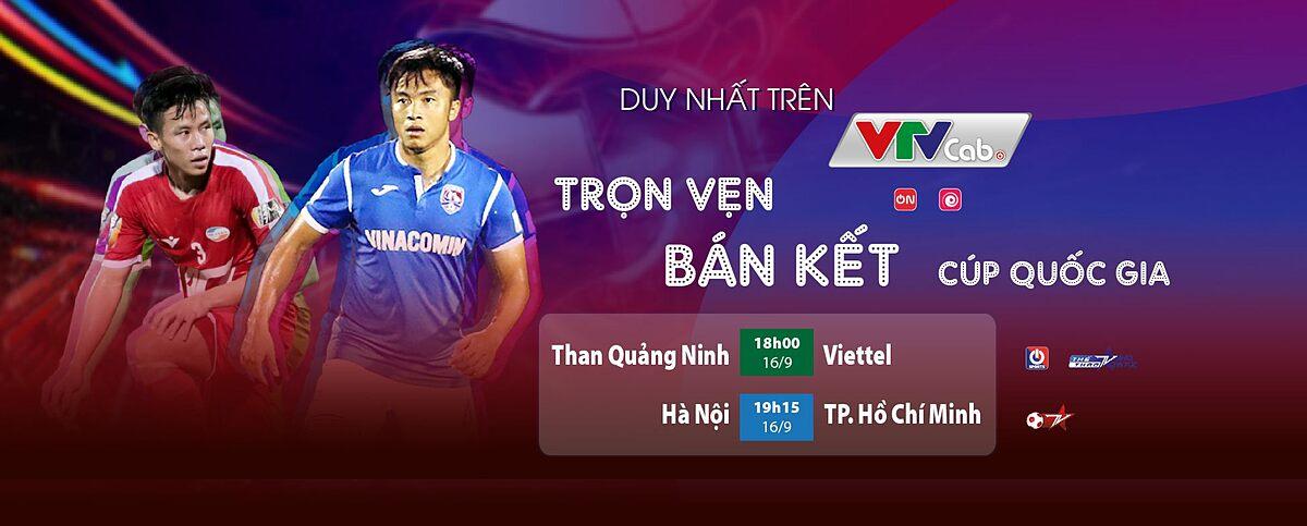 Hà Nội – TP HCM: Chung kết sớm ở Cup Quốc gia - 3