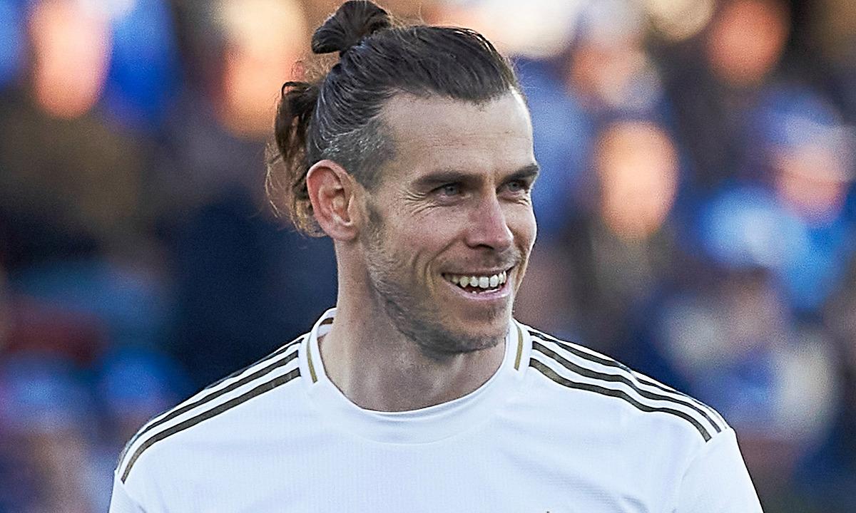 Bale từng thi đấu cho Tottenham giai đoạn 2007-2013. Ảnh: Reuters