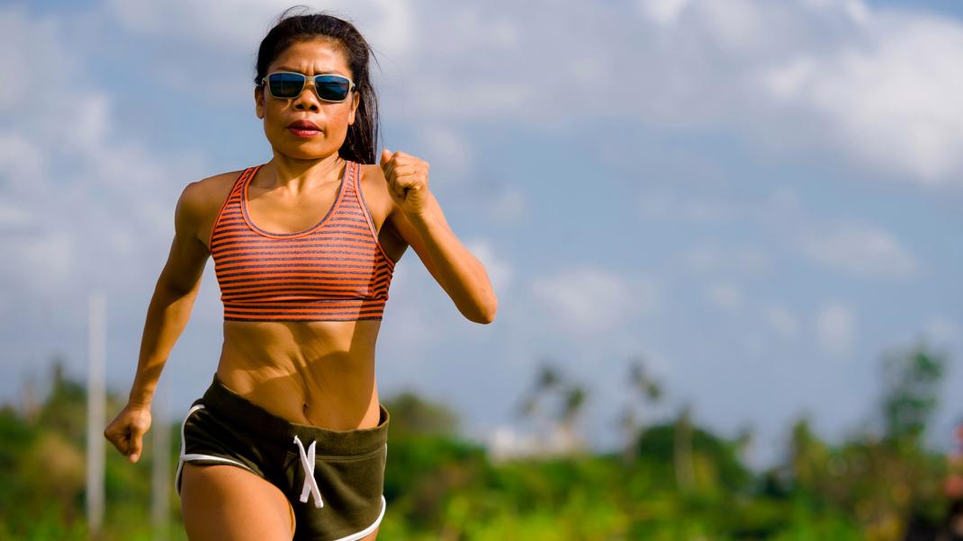 Vận động viên cần đảm bảo các nguyên tắc tập luyện marathon nếu muốn cải thiện hiệu suất. Ảnh: Shutterstock.