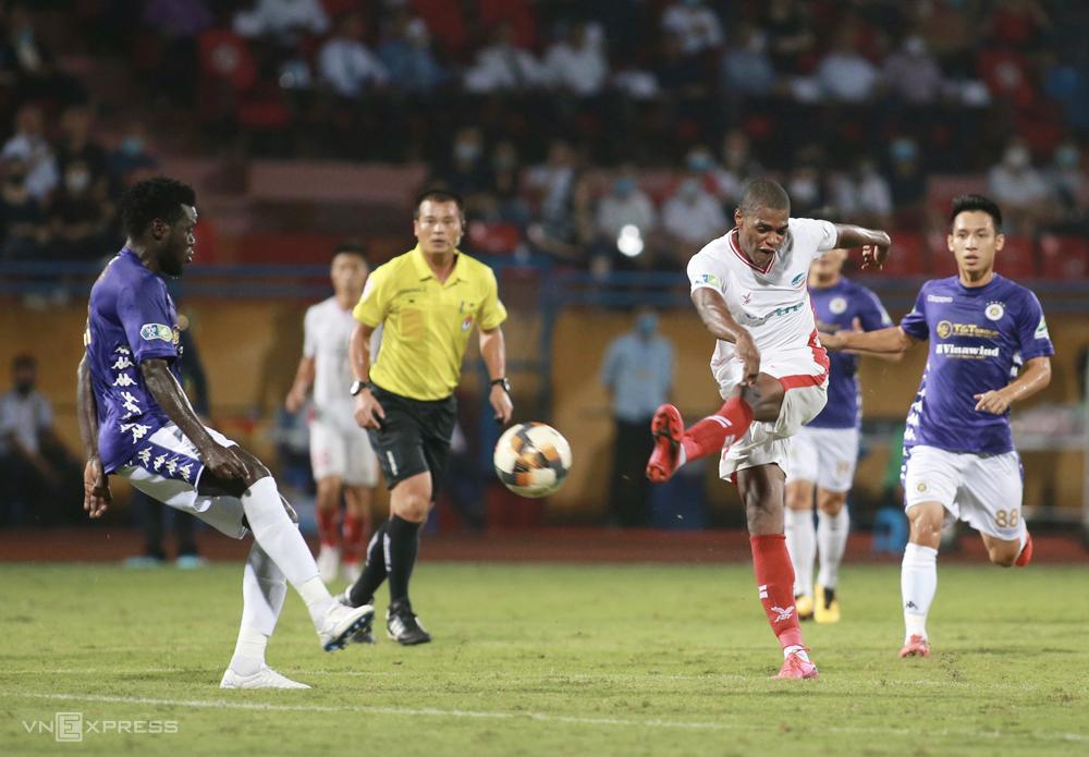 Viettel vẫn chưa biết mùi chiến thắng trước Hà Nội, khi năm trận trong sáu lần đối đầu hai năm qua.