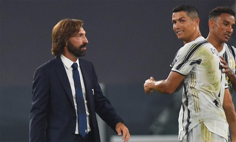 Pirlo chưa từng làm HLV đỉnh cao trước khi nhận lời dẫn dắt Juventus. Ảnh: Reuters.