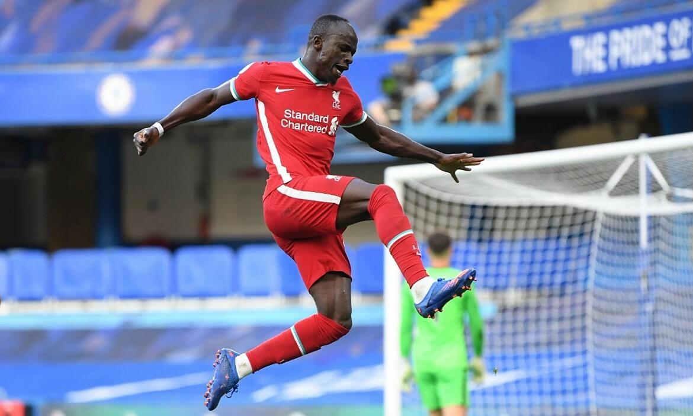 Mane nhấn chìm Chelsea với cú đúp. Ảnh: Reuters