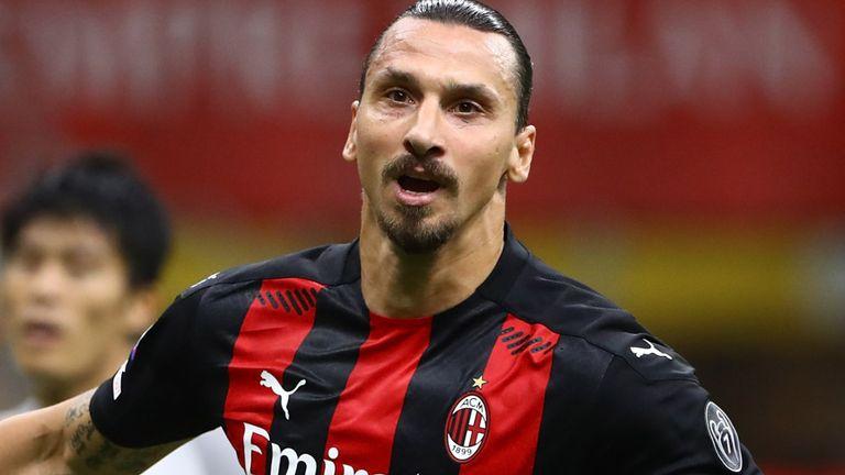 Ibrahimovic chỉ trở lại vào giữa tháng 10. Ảnh: Sky.
