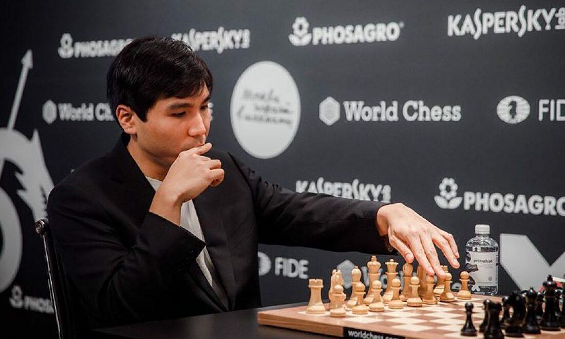 Wesley So so kè với Quang Liêm vị trí số một Đông Nam Á. Ảnh: FIDE