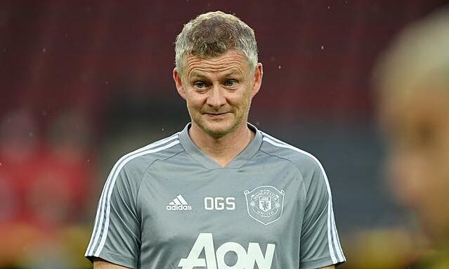 Solskjaer tỏ ra phũ phàng khi nói về các cầu thủ không còn chỗ đứng ở Man Utd. Ảnh: Reuters
