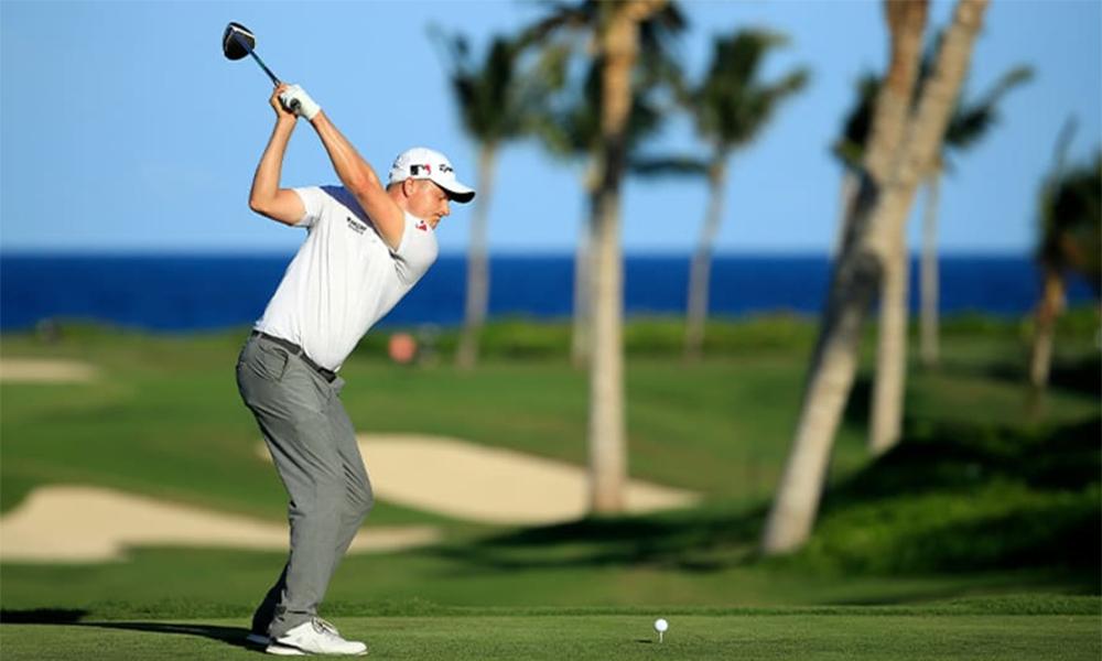 Phong độ tốt tại Corales Puntacana giúp Long có cơ hội tốt để đoạt cúp thứ hai trên PGA Tour. Ảnh: Corales Puntacana