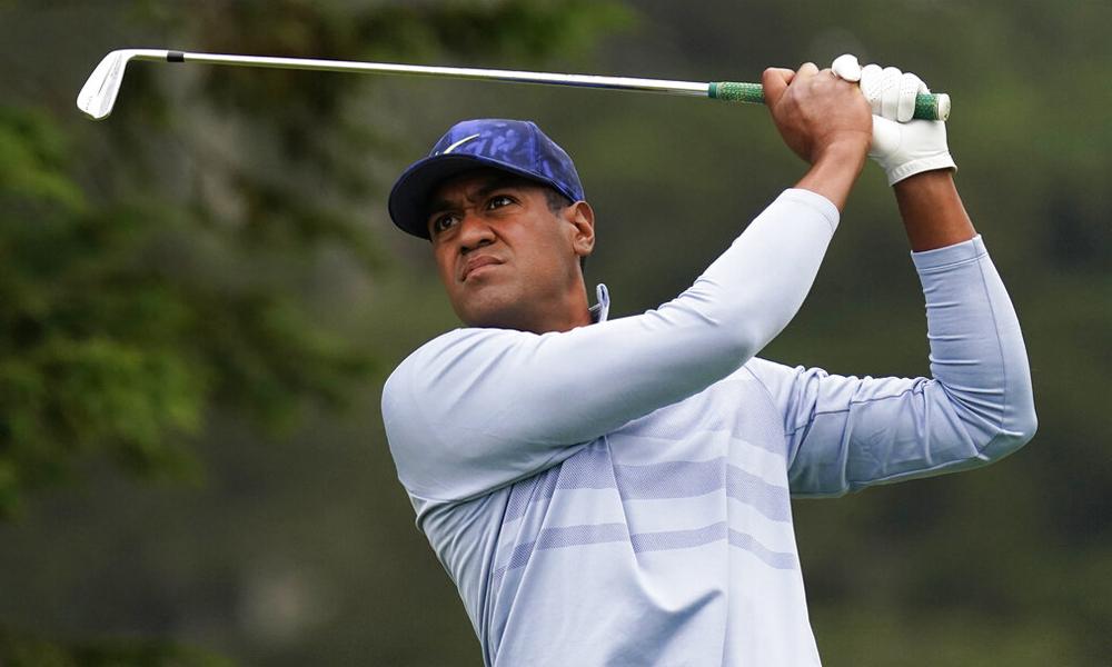 Finau bị kiện vì không làm đúng thỏa thuận với nhà đầu tư Hola. Ảnh: PGA Tour