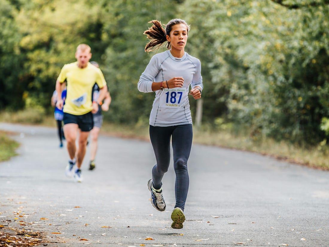 Tôi có đạt được mục tiêu marathon của mình không? là câu hỏi mà bất kỳ runner nào cũng gặp phải khi tham gia một giải chạy. Ảnh: Shutterstock.