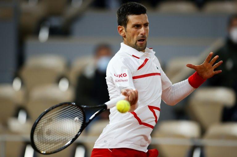 Djokovic tận dụng thành công chín trong 11 break-point. Ảnh: AP.