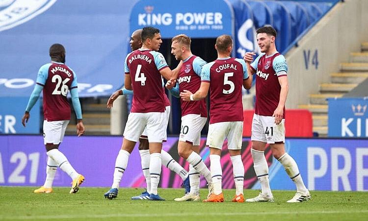 West Ham tiếp tục tạo ra bất ngờ, sau khi thắng đậm Wolves ở vòng trước. Ảnh: West Ham.