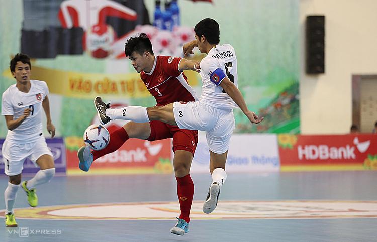 Việt Nam giành vé dự futsal châu Á 2020