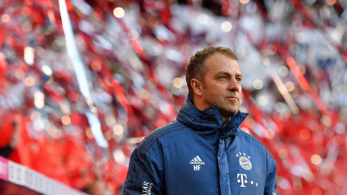 Tài năng của Hansi Flick được thừa nhận rộng rãi chỉ một thời gian ngắn sau khi ông tiếp quản ghế nóng ở Bayern. Ảnh: imago.