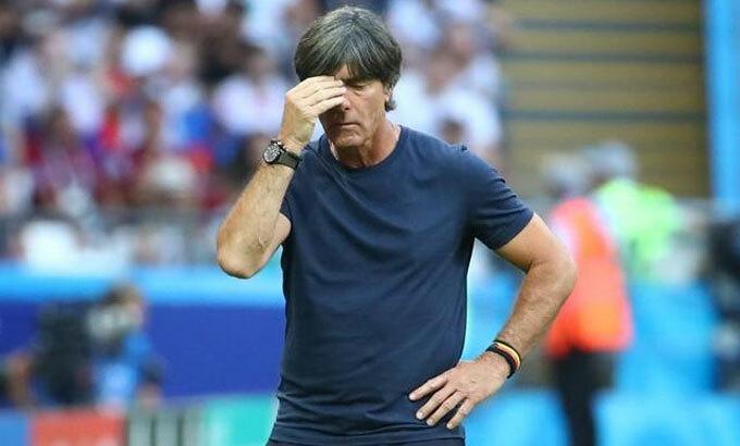 HLV Joachim Low mất đặc quyền trong thời đại dịch. Ảnh: Reuters.