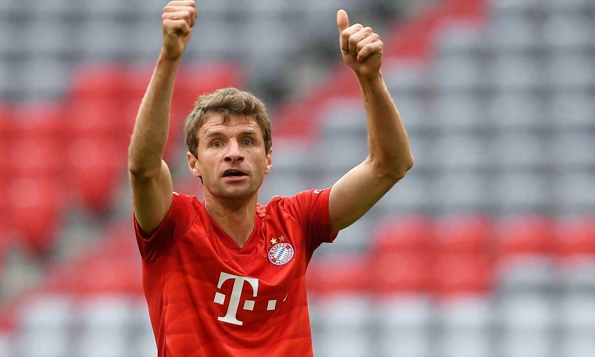 Muller - Vua phá lưới World Cup 2010 - đã kiến tạo 18 bàn trong 29 trận Bundesliga mùa này. Ảnh: Reuters.