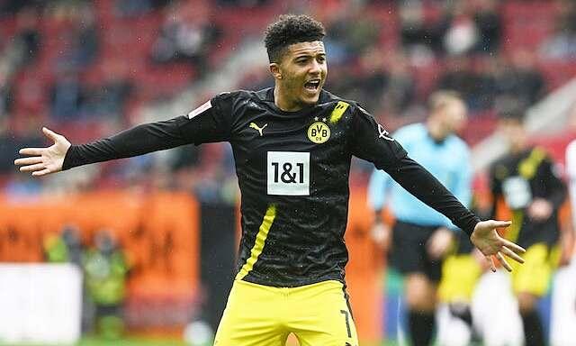 Sancho là một trong hai cầu thủ Dortmund có giá trị hơn 50 triệu USD. Ảnh: Reuters