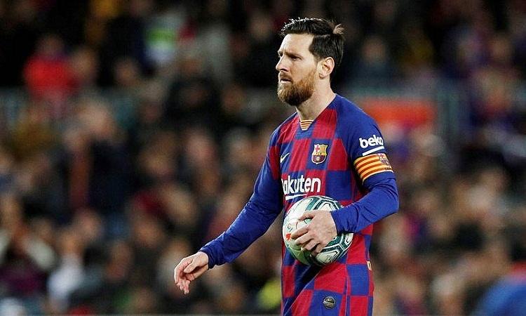 Cuộc đua tranh giành Messi hứa hẹn những diễn biến bất ngờ. Ảnh: Reuters.
